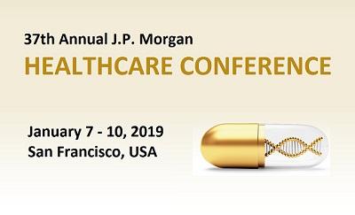 37th Annual JP Morgan Healthcare Conference r