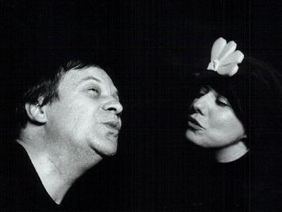 Eva Martelli e Daniele Fracassi