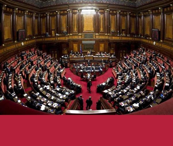 SEN ATO REPUBBLICA ITALIANA