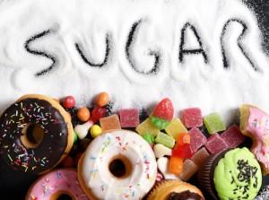 consumo di zucchero dolci