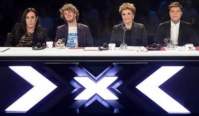 x factor live il il 6 dicembre