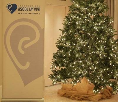 Ascolta e vivi onlus 2018 Natale