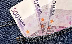 Banconote da 500 euro destinate a sparire