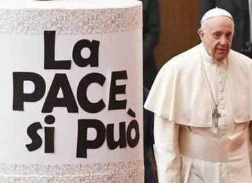 Papa Francesco - Giornata mondiale della pace 2019
