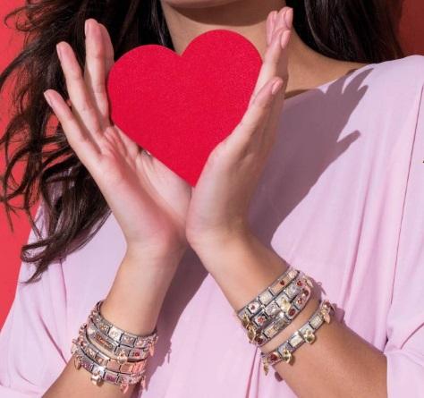 Regali romantici - gioielli