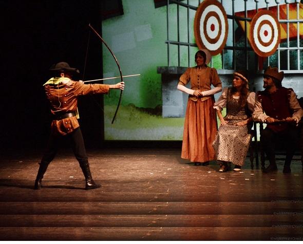 Robin Hood il musical - Fantateatro