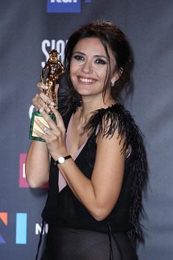 Serena Rossi - premio