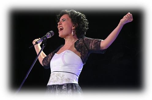 Tale e quale show 2014 - Serena Rossi - Mia Martini