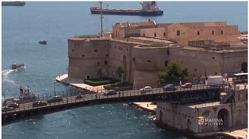 Taranto - Castello Aragonese
