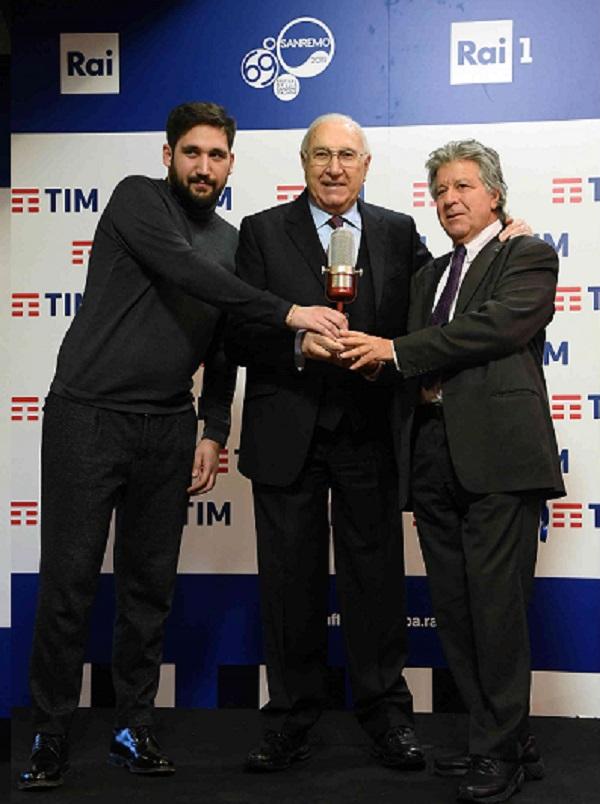 Assomusica Premio Speciale David Zard
