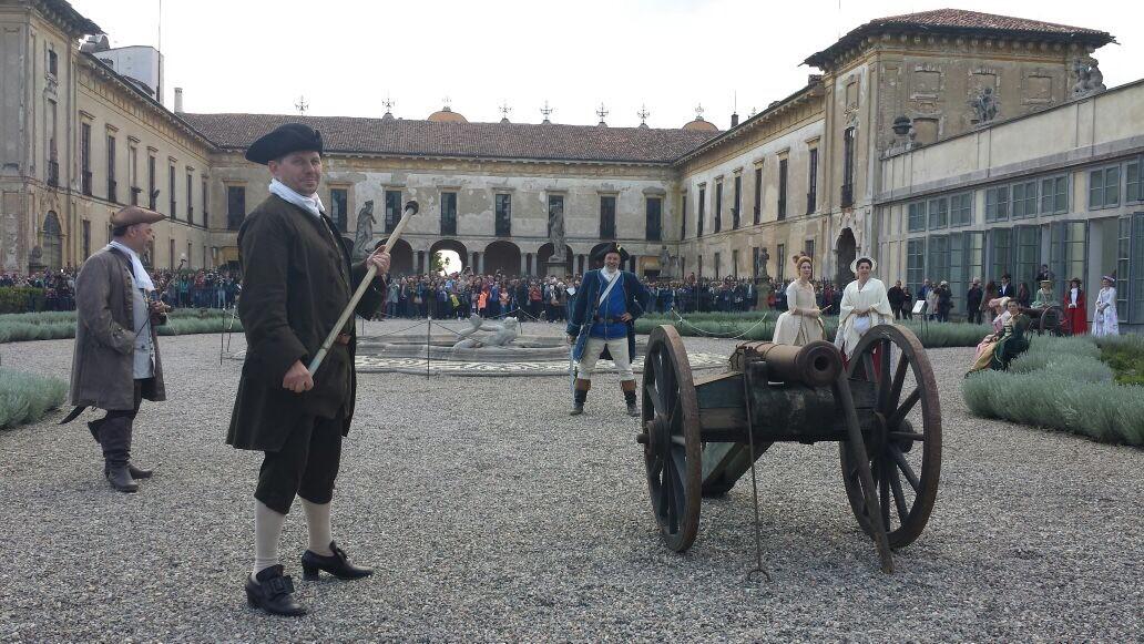 Compagnia De Cristoforis il colpo di cannone 2017