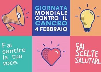 Giornata mondiale contro il cancro 4 febbraio