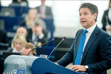 Giuseppe Conte - LEuropa deve ascoltare il popolo