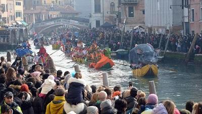 La tassa di sbarco a Venezia