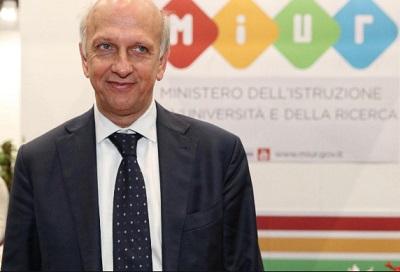MIUR - Ministro Marco Bussetti - Scuola