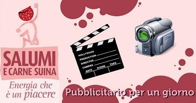Video maker - Pubblicitario per un giorno - il concorso che fa per voi