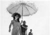 pablo picasso francoise gilot 1951-photo robert capa