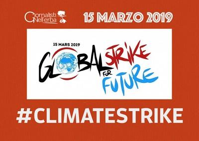 climatestrike sciopero 15 marzo giovani 2019