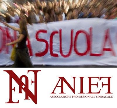 Anief scuola
