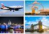 British Airways amplia la sua offerta per raggiungere Londra