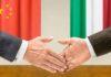 Cina - Accordi di SACE SIMEST- SINOSURE e SUMEC per sostenere lexport italiano