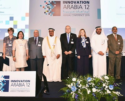 Conferenza Innovation Arabia organizzata a Dubai dalla HBMSU