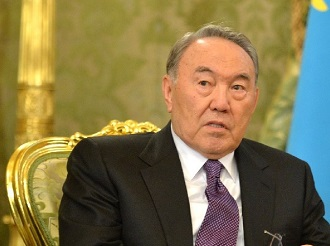 Nursultan Nazarbayev - Kazakistan
