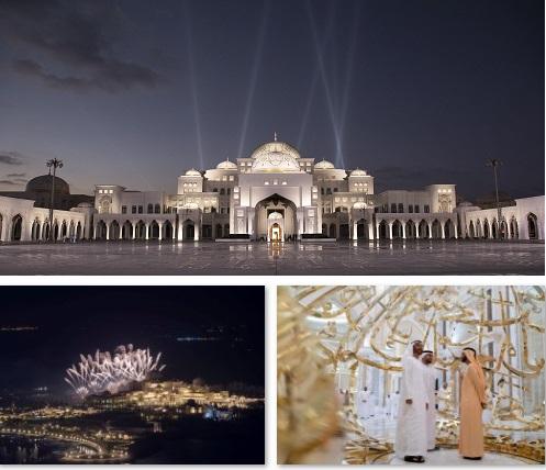 Qasr Al Watan - Emirati Arabi Uniti - nuovo monumento culturale