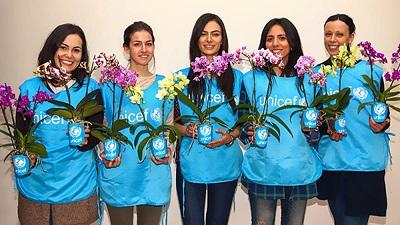 UNICEF Orchidea 30-31 marzo 2019