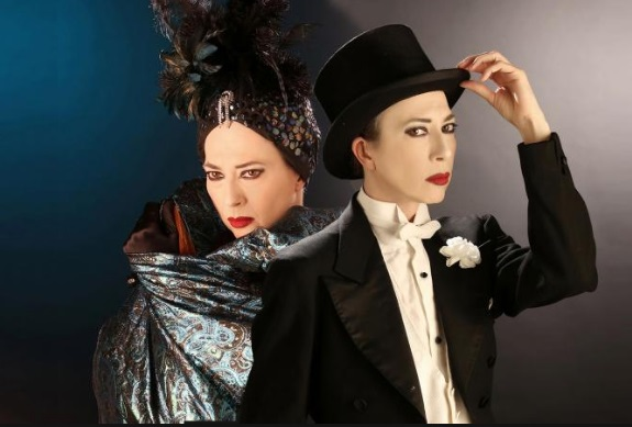 Viktor Victoria - teatro - Veronica Pivetti