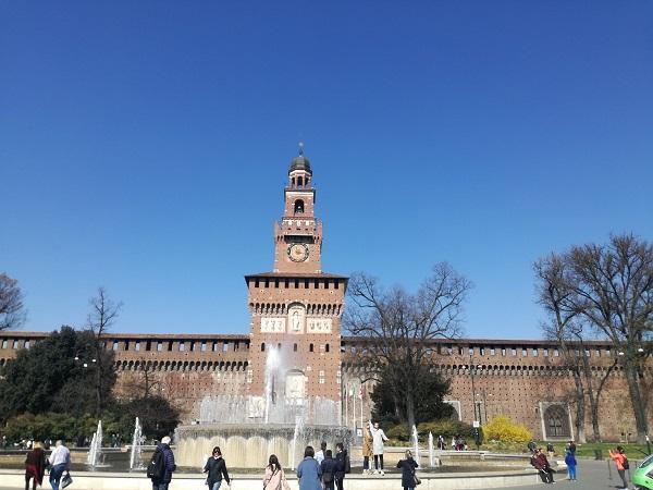 castello sforsesco