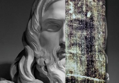Bernini - il Busto del Salvatore e la Sindone