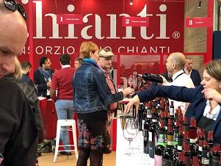 Consorzio vino Chianti al Vinitaly
