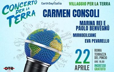Roma Concerto per la Terra 2019
