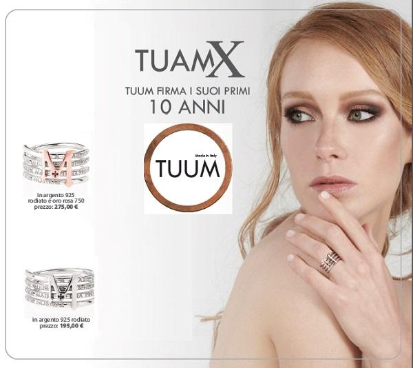 TUUM - 10 anni - TUAM X