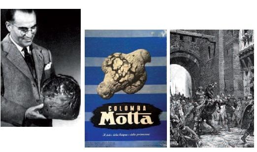 Angelo Motta e la Colomba di Pasqua