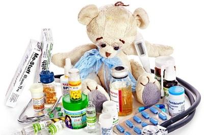 Antibiotici - bambini - profilassi in pediatria r