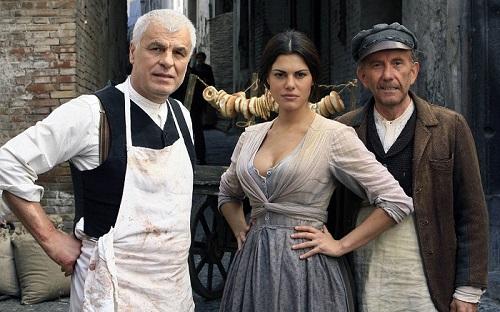 Assunta Spina - Michele Placido - Bianca Guaccero - Nicola Di Pinto
