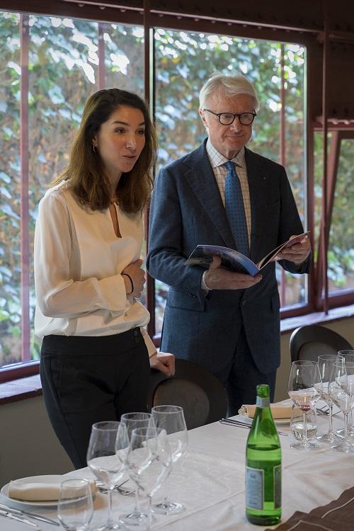 Beatrice Salvadori e Alberto Salvadori