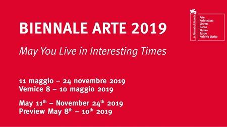 Biennale di Venezia 2019