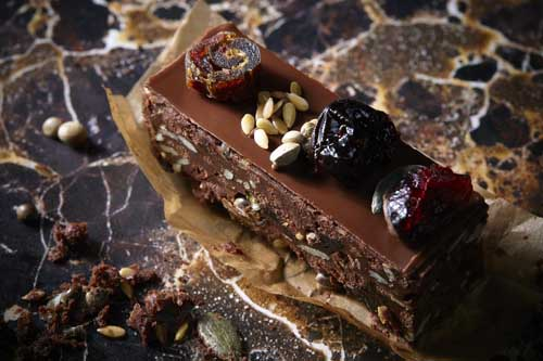 Chocolate Tiffin 3 r