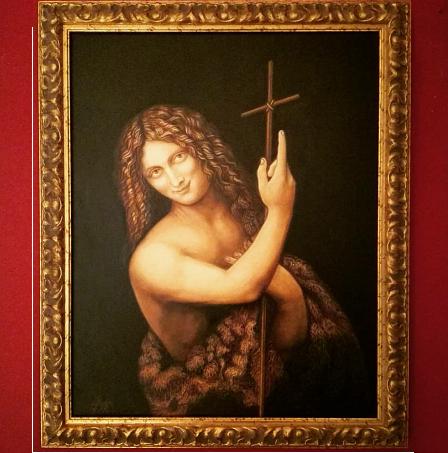 D. Kuzmin - San Giovanni Battista