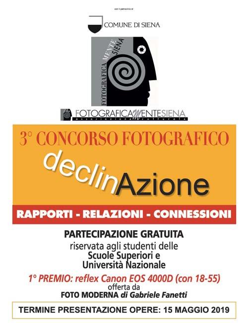 DeclinAZIONE  concorso fotografico 1