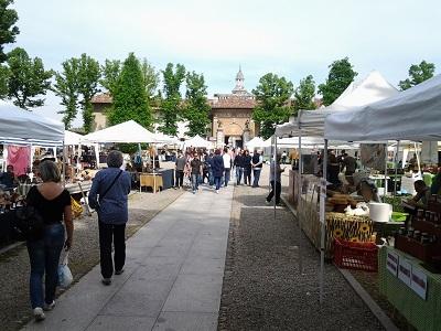 MEC-Mercatino Enogastronomico a Certosa di Pavia