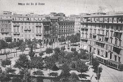 Piazza Re di Roma