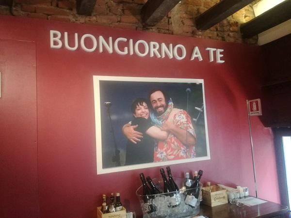 Ristorante Pavarotti Milano