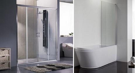 arredare il bagno - doccia o vasca