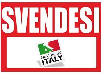 ITALIA IN SVENDITA UN FENOMENO INARRESTABILE