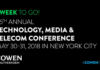 46th Annual Cowen Technology - Media and Telecom Conference