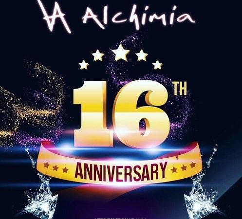 ALCHIMIA 16 ANNI